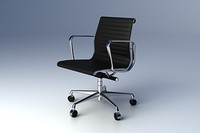Eames Aluminium Group Management Chair